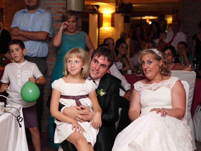 La boda de Tomás y Sonia en San Agustin De Guadalix, Madrid 30