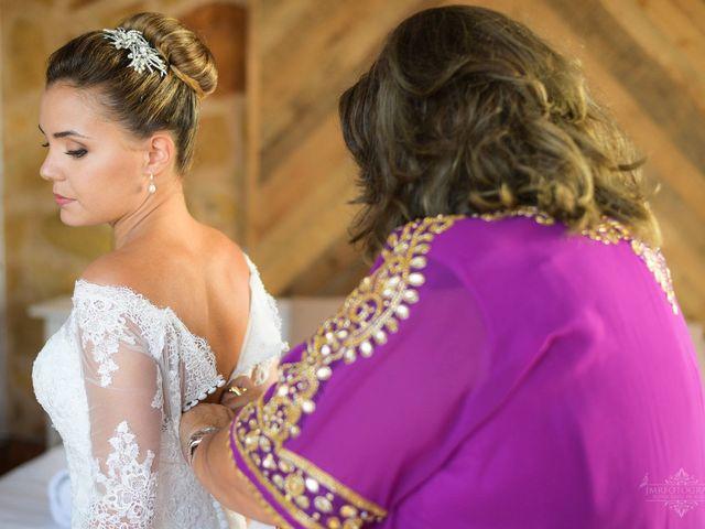 La boda de Marcos y Tanit  en Islas Baleares 2