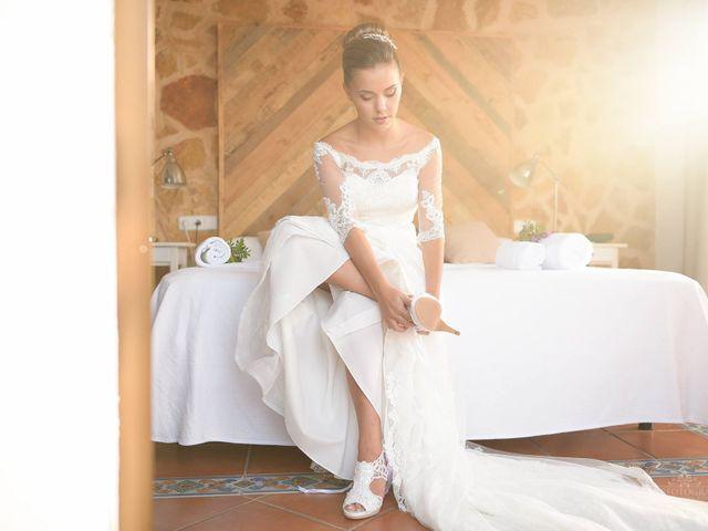 La boda de Marcos y Tanit  en Islas Baleares 7