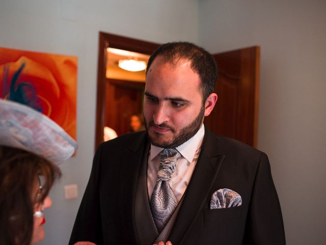 La boda de Jony y Lidia en Mérida, Badajoz 9