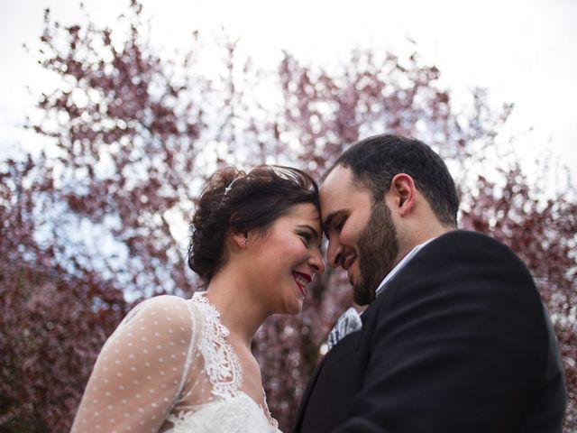 La boda de Lidia y Jony
