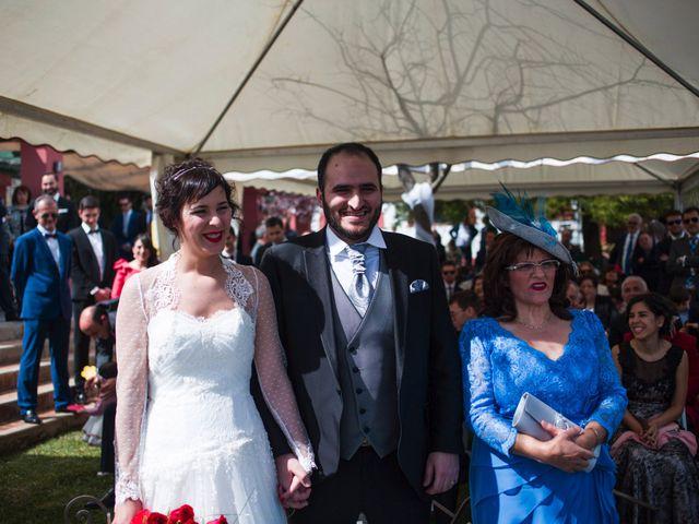 La boda de Jony y Lidia en Mérida, Badajoz 33