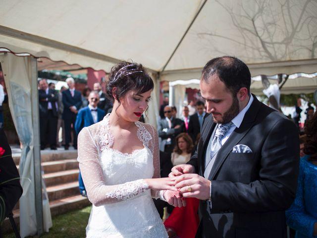 La boda de Jony y Lidia en Mérida, Badajoz 34