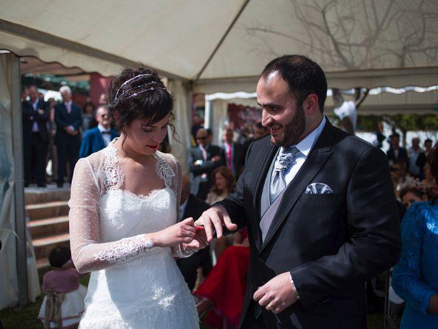 La boda de Jony y Lidia en Mérida, Badajoz 35