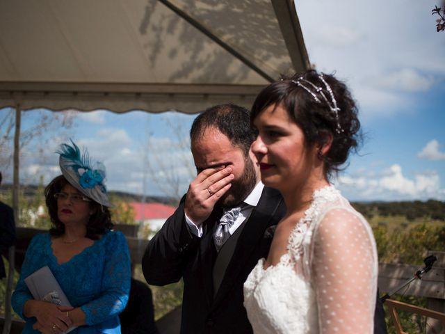 La boda de Jony y Lidia en Mérida, Badajoz 38