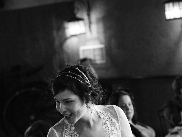 La boda de Jony y Lidia en Mérida, Badajoz 43