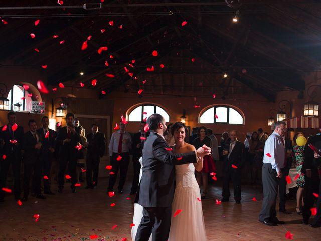 La boda de Jony y Lidia en Mérida, Badajoz 46