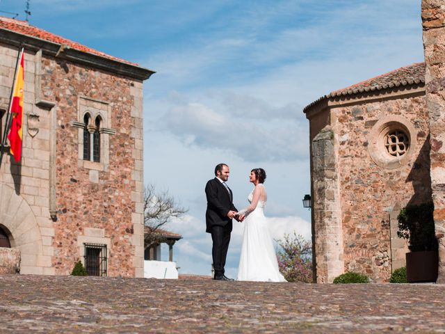 La boda de Jony y Lidia en Mérida, Badajoz 49