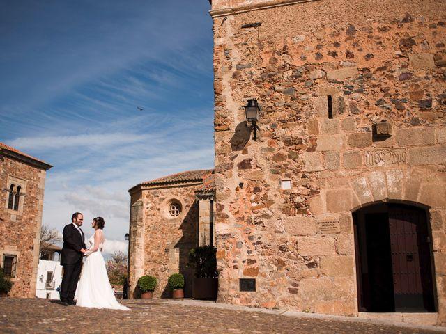 La boda de Jony y Lidia en Mérida, Badajoz 50