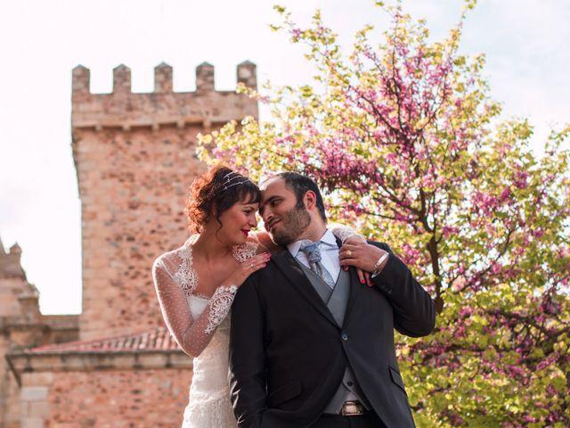 La boda de Jony y Lidia en Mérida, Badajoz 52