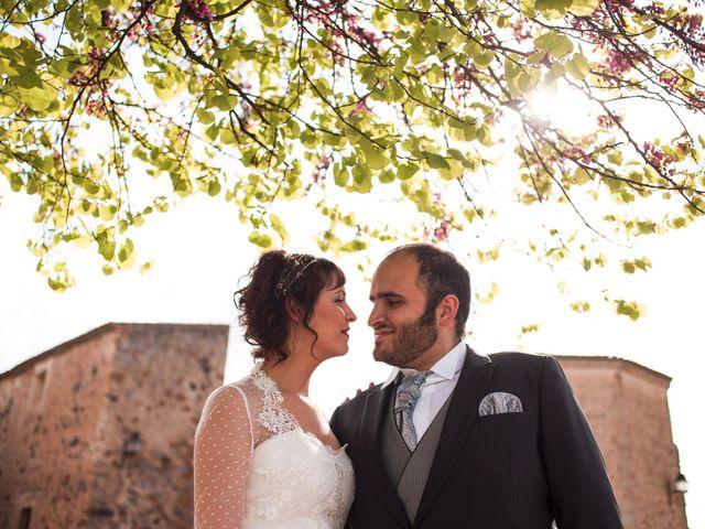 La boda de Jony y Lidia en Mérida, Badajoz 53