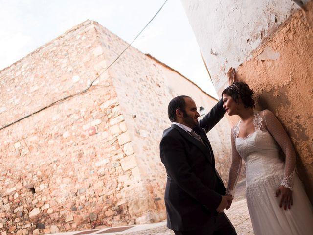 La boda de Jony y Lidia en Mérida, Badajoz 55