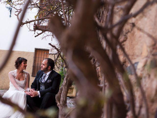 La boda de Jony y Lidia en Mérida, Badajoz 56
