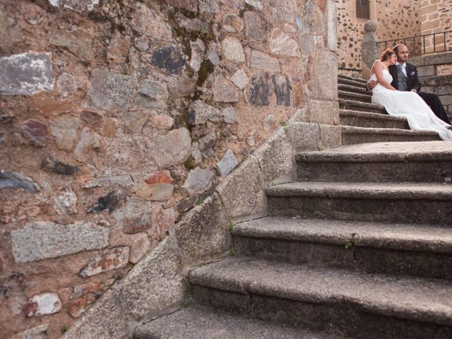 La boda de Jony y Lidia en Mérida, Badajoz 61