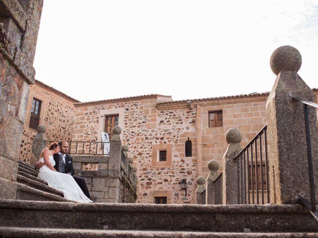 La boda de Jony y Lidia en Mérida, Badajoz 62
