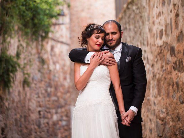 La boda de Jony y Lidia en Mérida, Badajoz 66