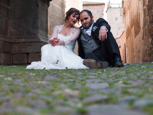 La boda de Jony y Lidia en Mérida, Badajoz 67
