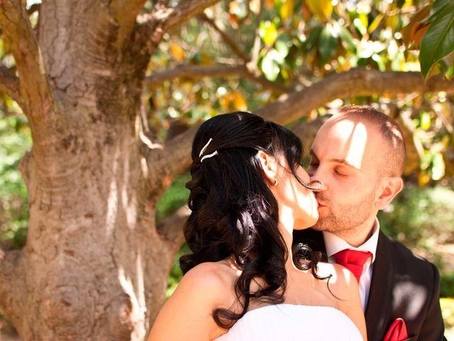 La boda de Lydia y Carlos