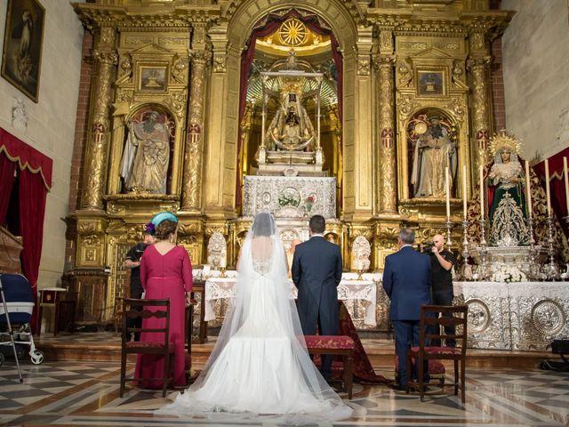 La boda de Gonzalo y María Jose en Jerez De La Frontera, Cádiz 19