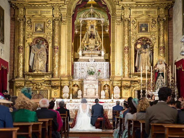 La boda de Gonzalo y María Jose en Jerez De La Frontera, Cádiz 21