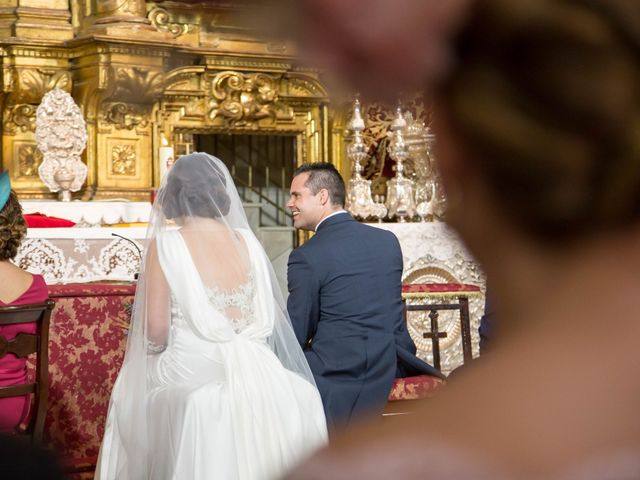 La boda de Gonzalo y María Jose en Jerez De La Frontera, Cádiz 22