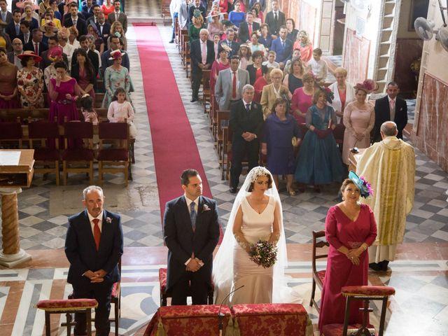La boda de Gonzalo y María Jose en Jerez De La Frontera, Cádiz 23