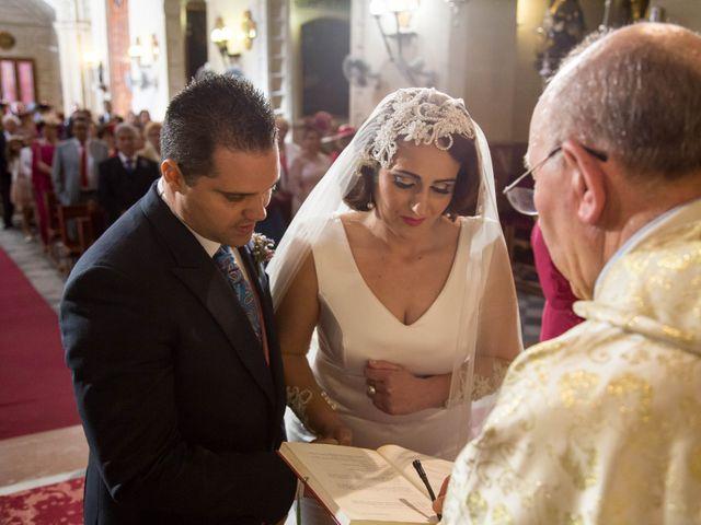 La boda de Gonzalo y María Jose en Jerez De La Frontera, Cádiz 24
