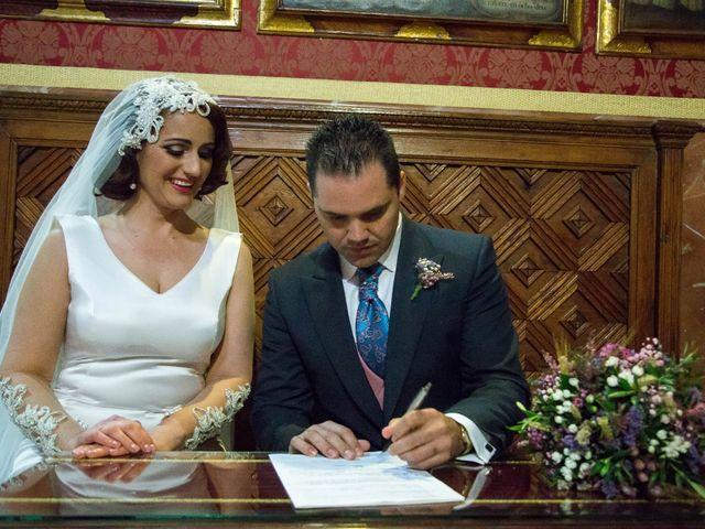 La boda de Gonzalo y María Jose en Jerez De La Frontera, Cádiz 27