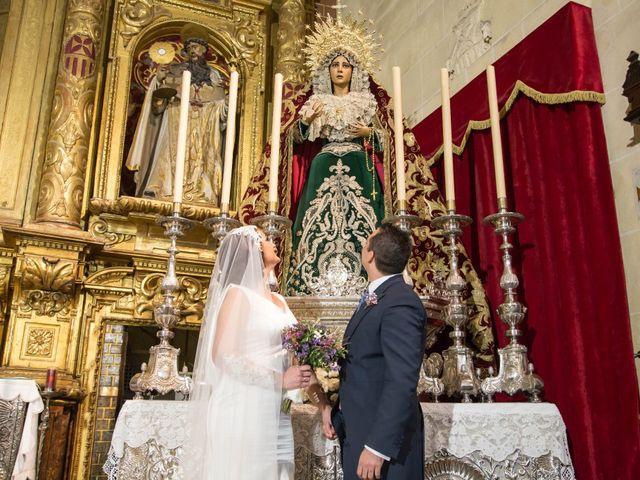 La boda de Gonzalo y María Jose en Jerez De La Frontera, Cádiz 28
