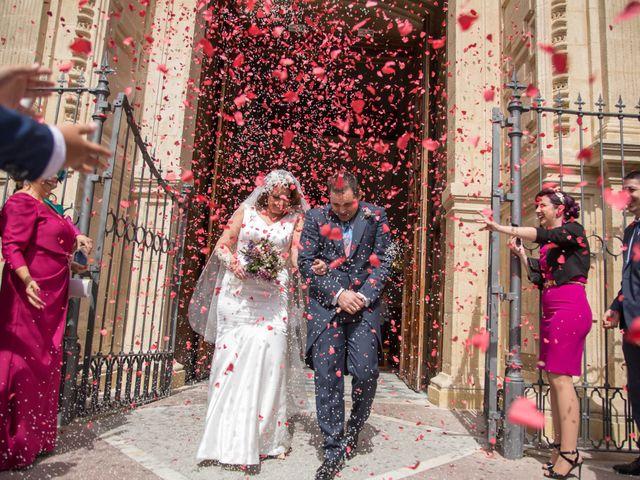 La boda de Gonzalo y María Jose en Jerez De La Frontera, Cádiz 29