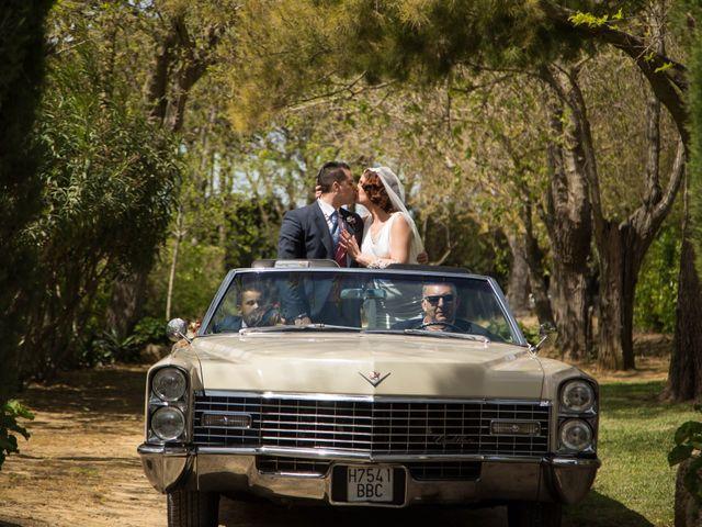 La boda de Gonzalo y María Jose en Jerez De La Frontera, Cádiz 31