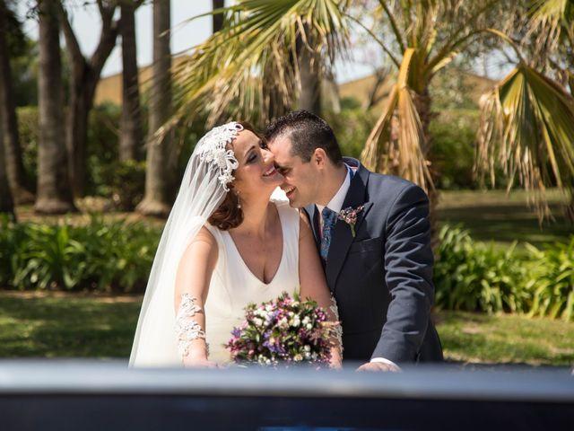 La boda de Gonzalo y María Jose en Jerez De La Frontera, Cádiz 36
