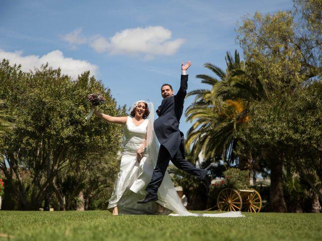 La boda de Gonzalo y María Jose en Jerez De La Frontera, Cádiz 37