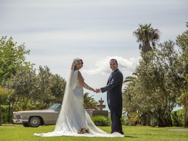 La boda de Gonzalo y María Jose en Jerez De La Frontera, Cádiz 1