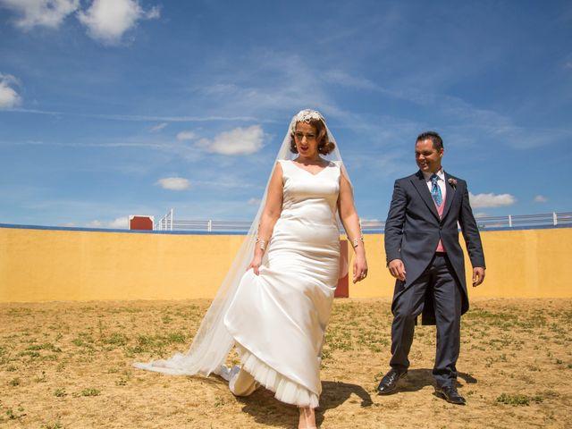 La boda de Gonzalo y María Jose en Jerez De La Frontera, Cádiz 39