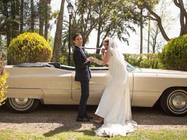 La boda de Gonzalo y María Jose en Jerez De La Frontera, Cádiz 41