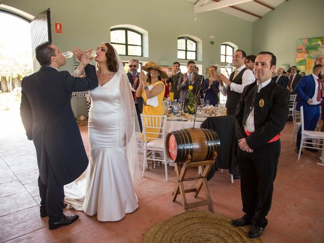 La boda de Gonzalo y María Jose en Jerez De La Frontera, Cádiz 42