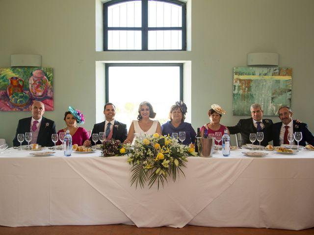 La boda de Gonzalo y María Jose en Jerez De La Frontera, Cádiz 43