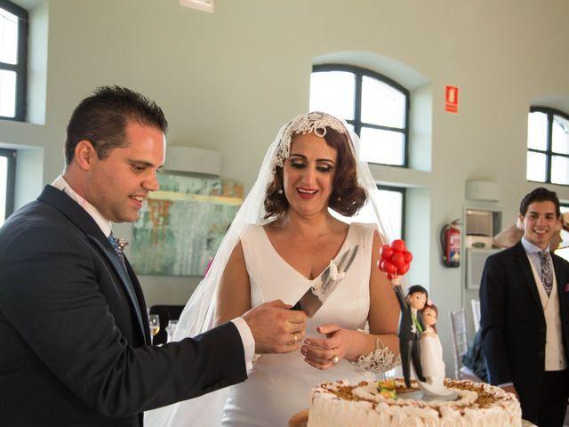 La boda de Gonzalo y María Jose en Jerez De La Frontera, Cádiz 48