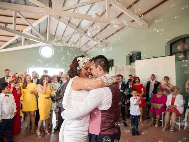 La boda de Gonzalo y María Jose en Jerez De La Frontera, Cádiz 51