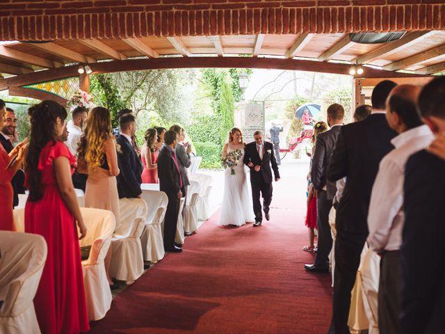 La boda de Borja y Ewa en Alcalá De Henares, Madrid 19