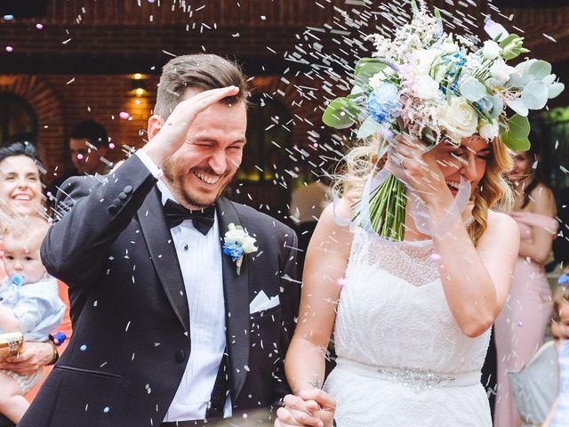 La boda de Ewa y Borja