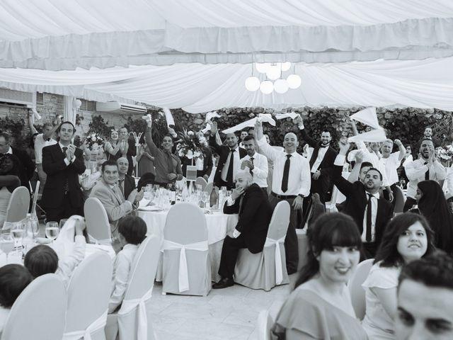 La boda de Borja y Ewa en Alcalá De Henares, Madrid 45