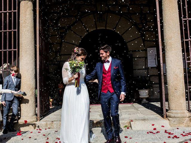 La boda de Iván y Monica en Madrid, Madrid 15