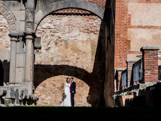 La boda de Iván y Monica en Madrid, Madrid 19