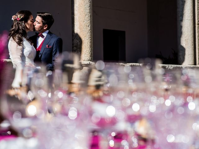 La boda de Iván y Monica en Madrid, Madrid 1