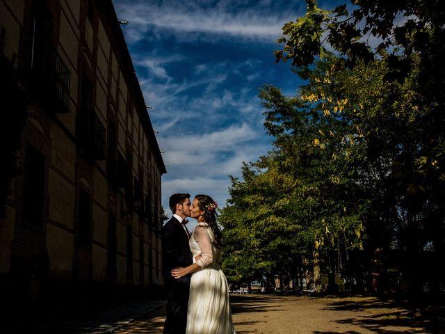 La boda de Iván y Monica en Madrid, Madrid 23