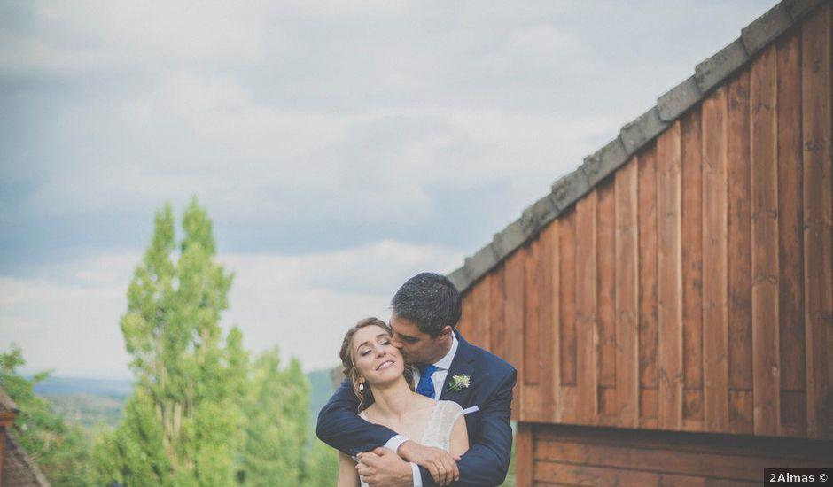La boda de Javier y Sara en Puerto De Navacerrada, Madrid