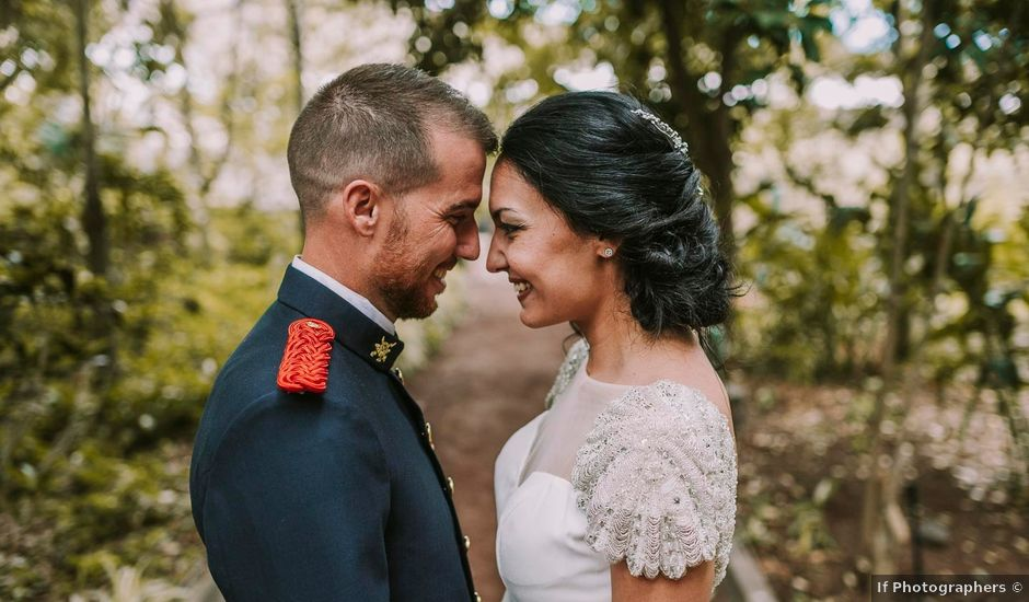 La boda de Elena y Jonás en Las Palmas De Gran Canaria, Las Palmas