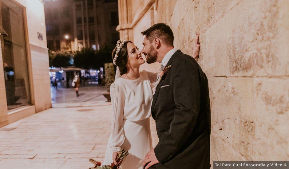 La boda de Víctor y Rocío en Murcia, Murcia
